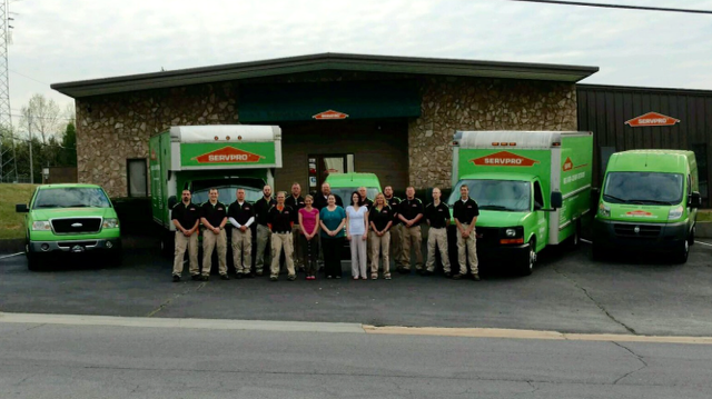 SERVPRO of Greene County is proud to serve you!