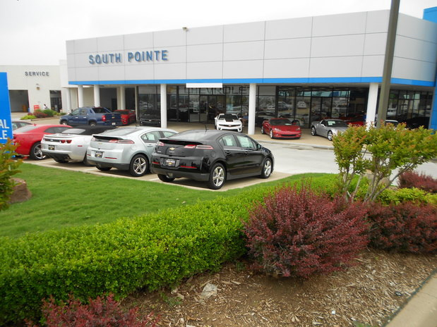 South Pointe Chevrolet In Tulsa Ok 74133 Citysearch