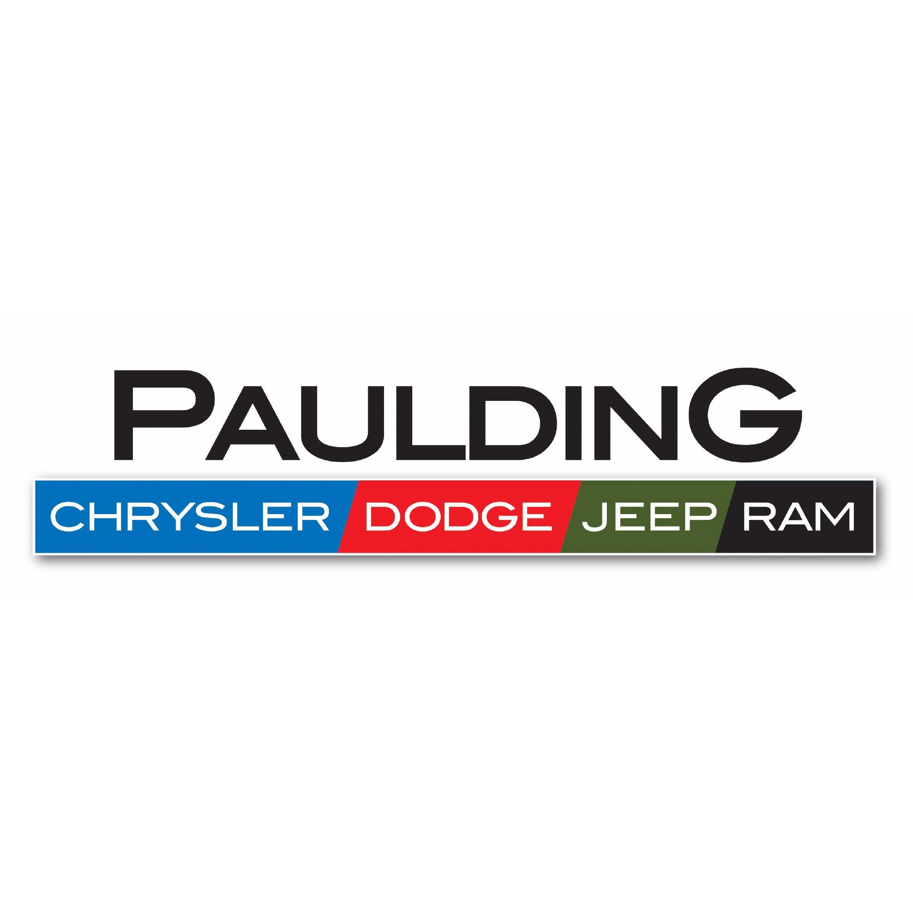 Paulding Chrysler Dodge Jeep Ram