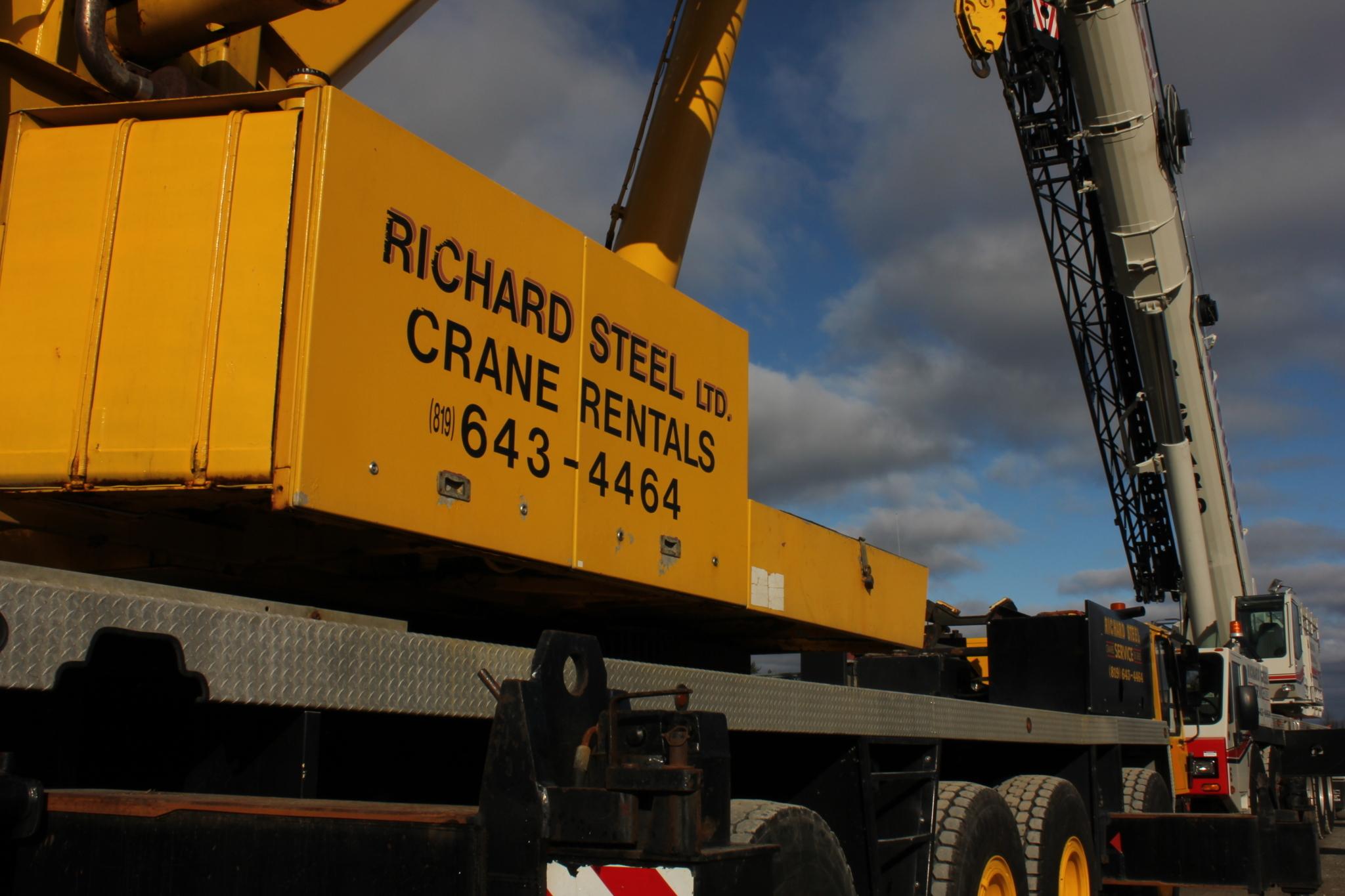 Richard Steel Ltée à Gatineau