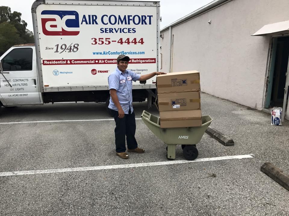 Air Comfort Services LLC image 6