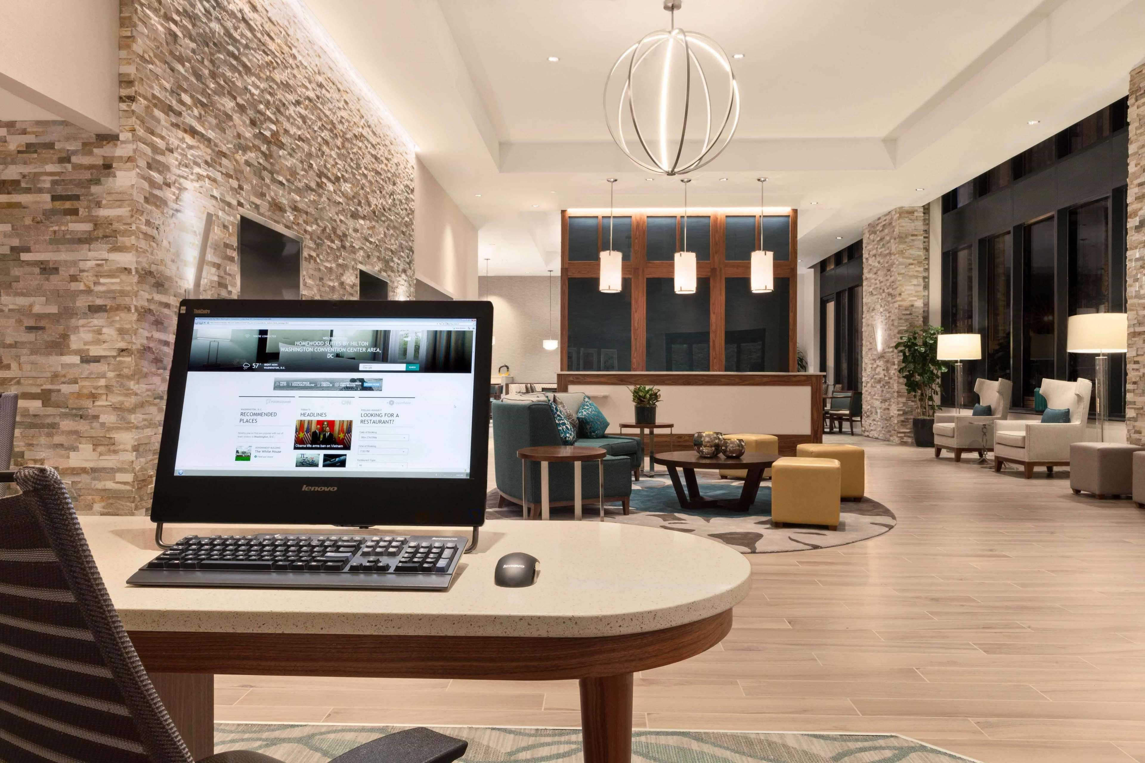Homewood Suites by Hilton Washington DC Convention Center image 4