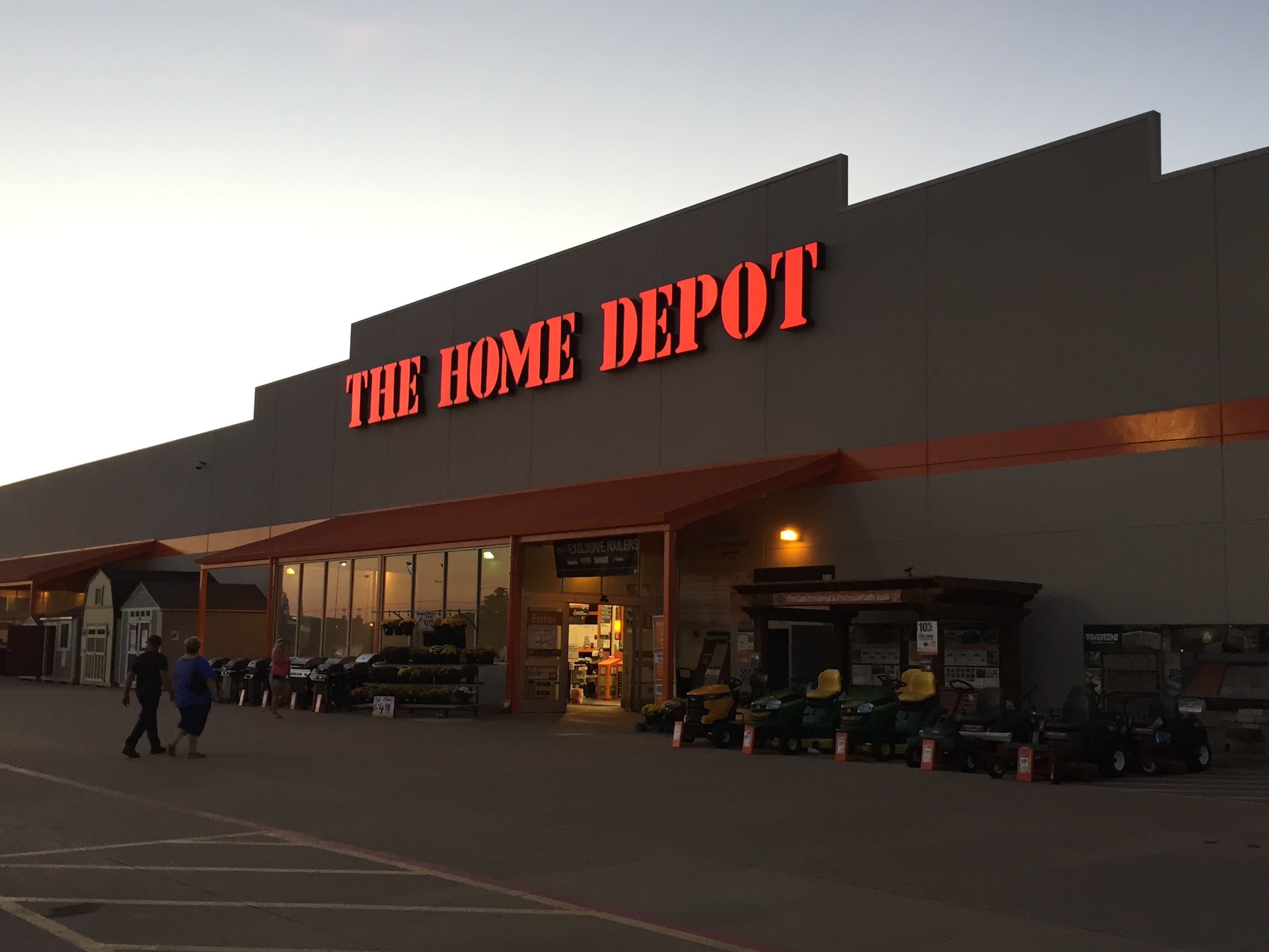 The Home Depot 5101 Phoenix Avenue Fort Smith Ar Nurseries Mapquest Outdoor Electrical Wire