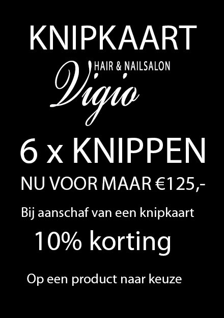 Vigio Hair en Nailsalon