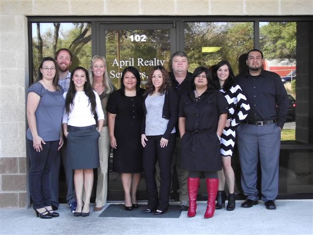 April Realty Services Inc