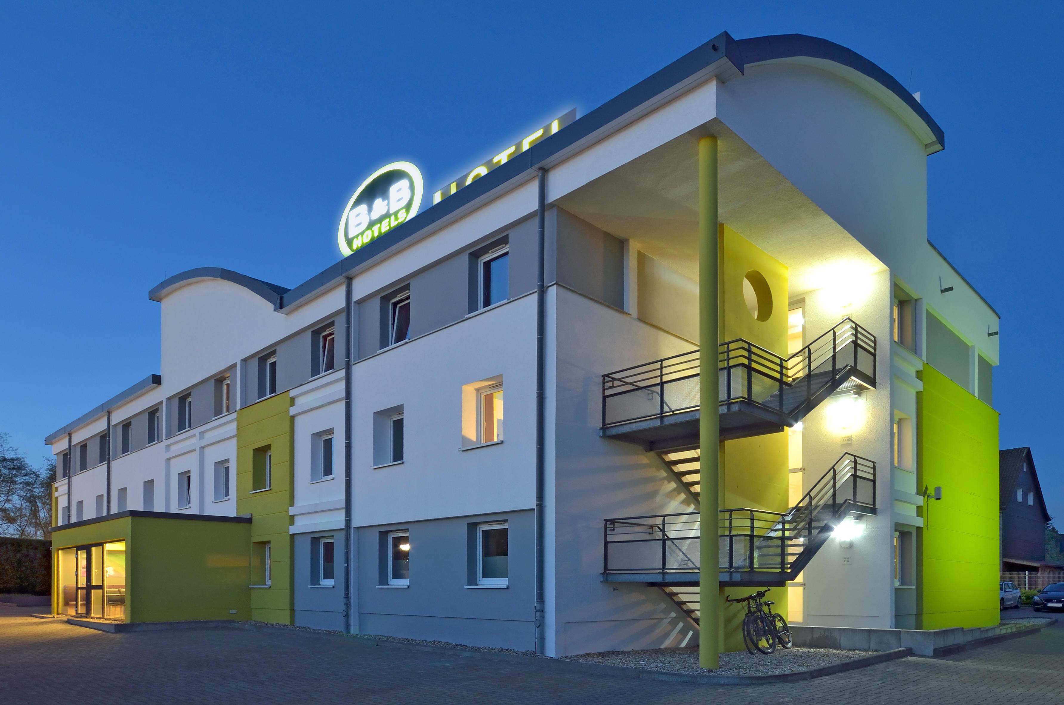 B&B Hotel Bochum-Herne, Regenkamp 14 in Herne