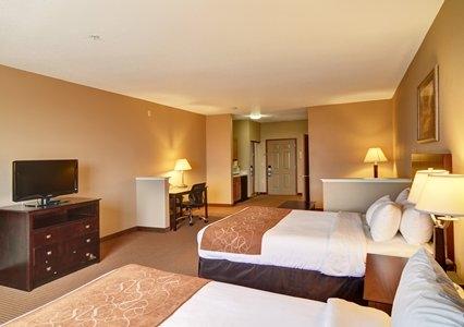 Comfort Suites Near Alliance image 2