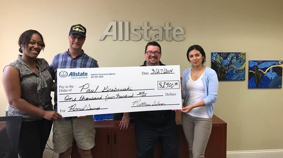 Matthew Salmon: Allstate Insurance image 1