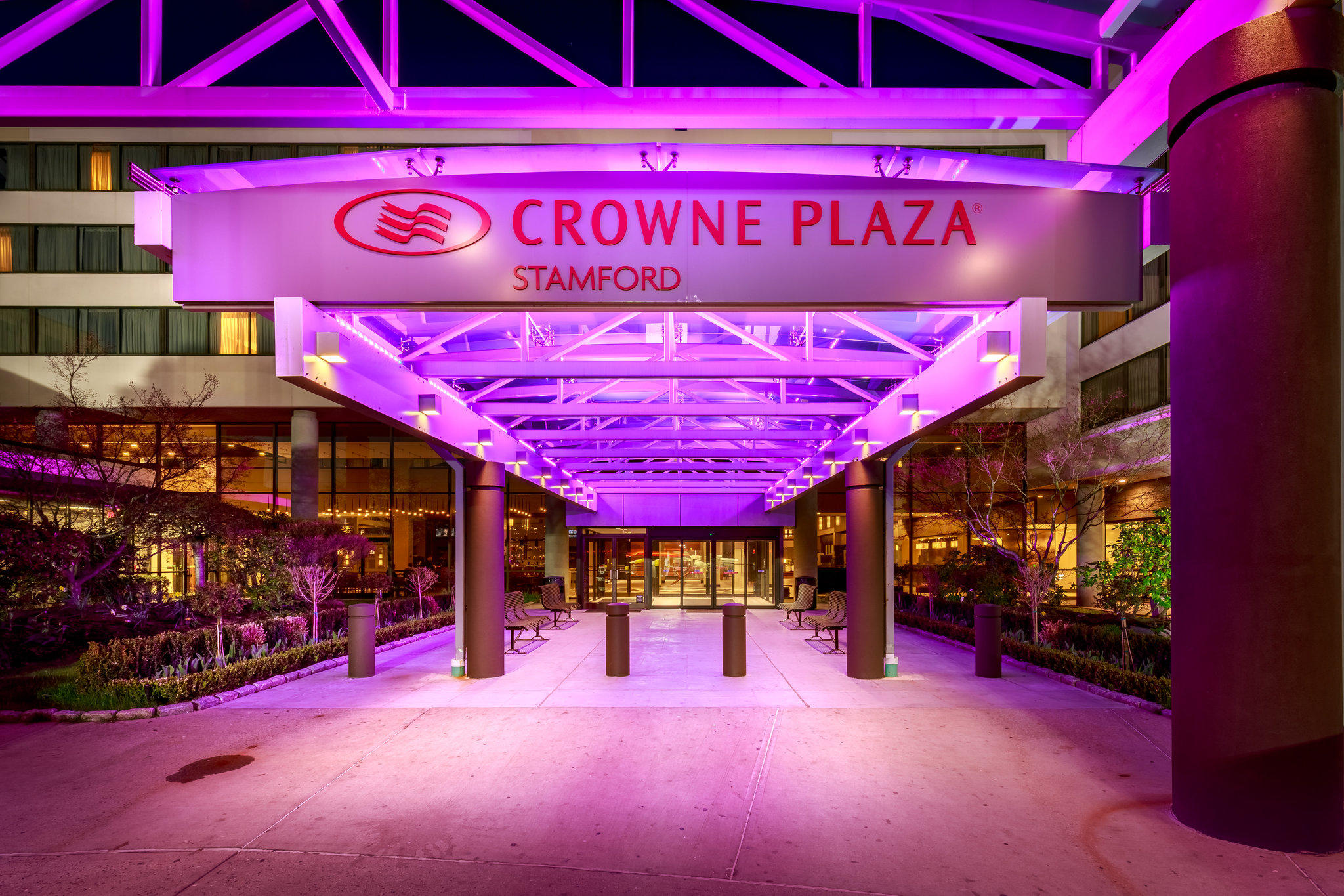 Crowne Plaza Stamford, an IHG Hotel
