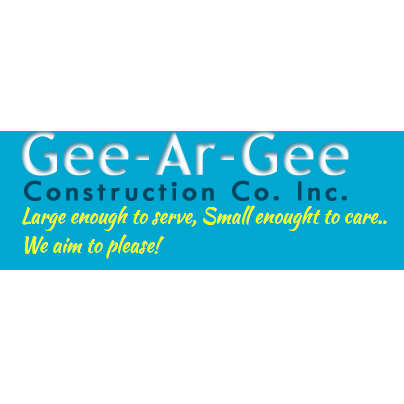 Gee-Ar-Gee Construction Co, Inc.