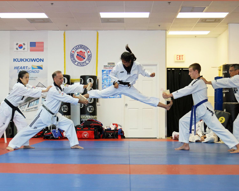 Millennium Martial Arts - Tae Kwon Do image 26