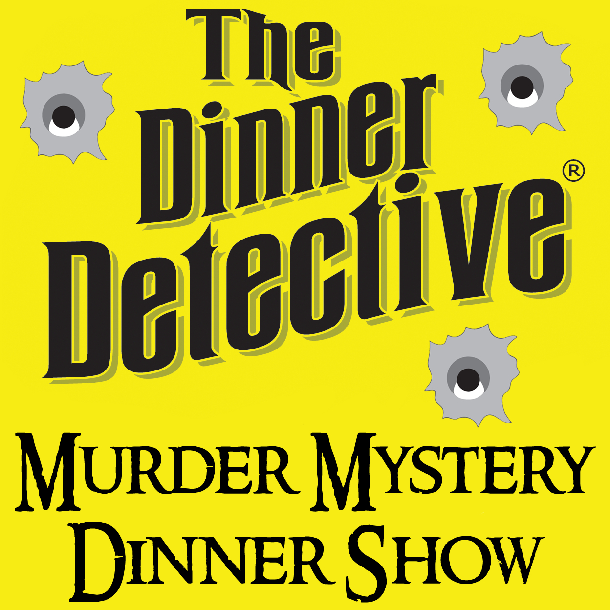 The Dinner Detective Interactive Murder Mystery Dinner Show - Atlanta, GA
