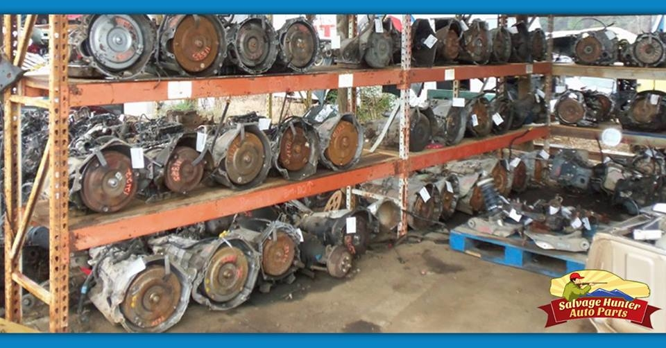 Salvage Hunter Auto Parts image 2
