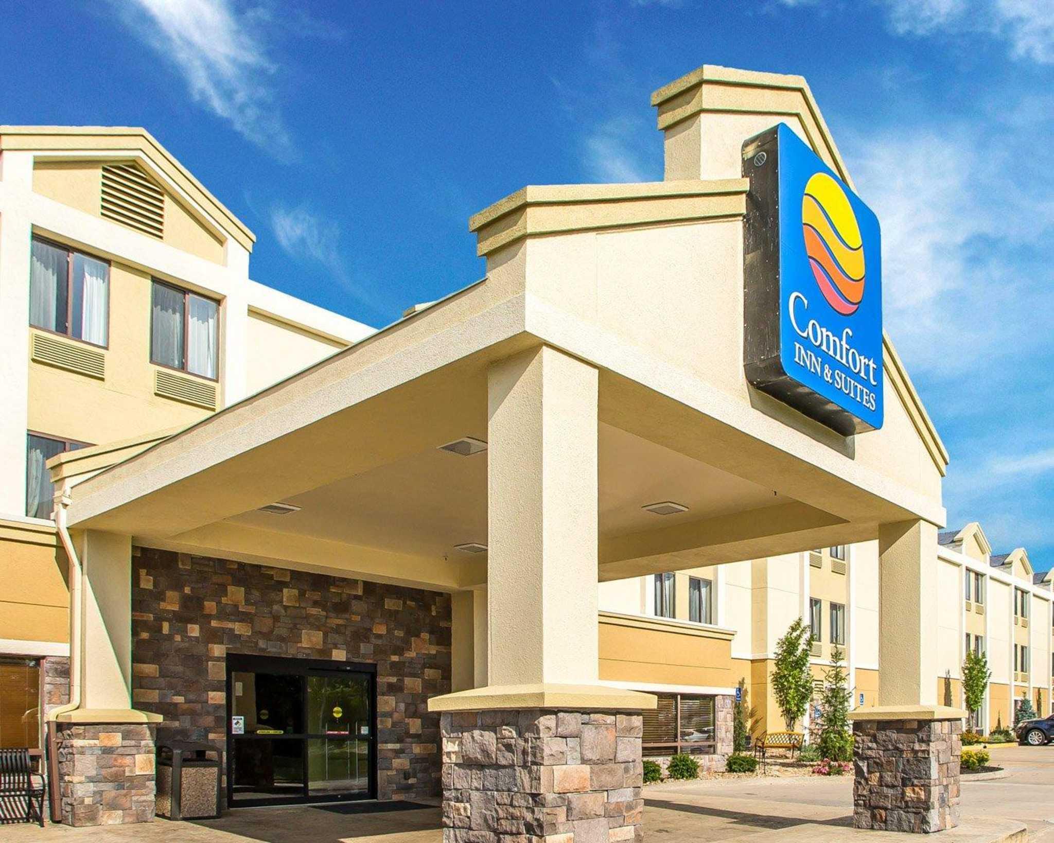 Comfort Inn & Suites Kansas City - Northeast image 0