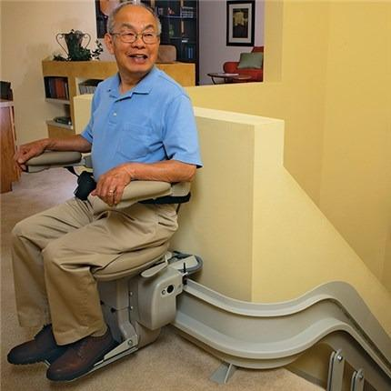 Riverside-San Bernardino Stair Lift Chair image 8