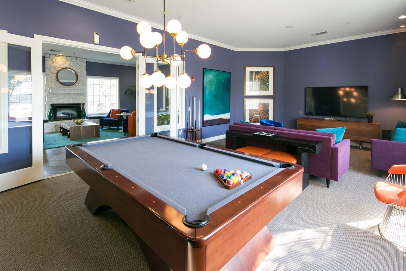 Billiard's and Game Room