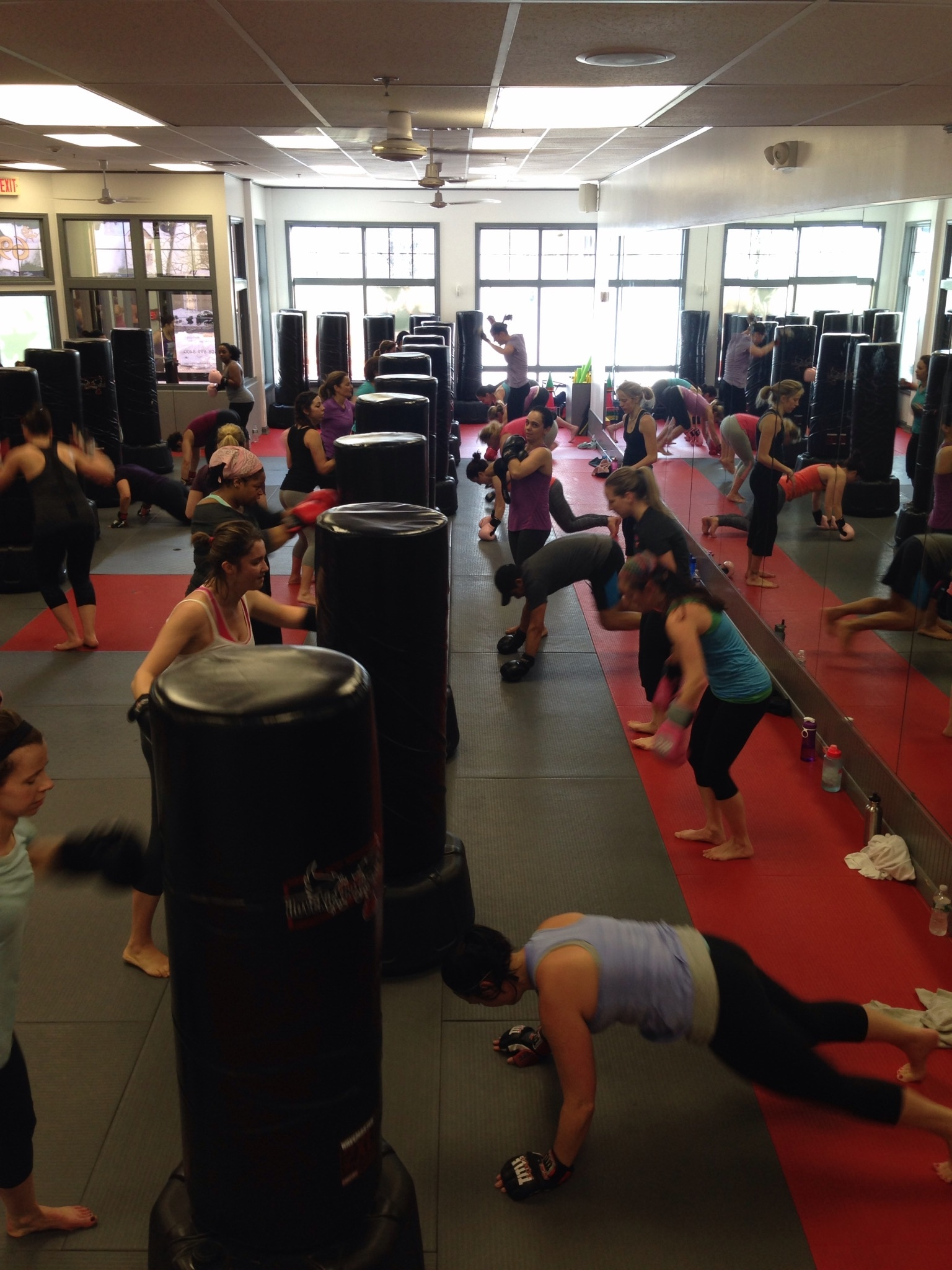 Torch'd kickboxing and Fitness Center