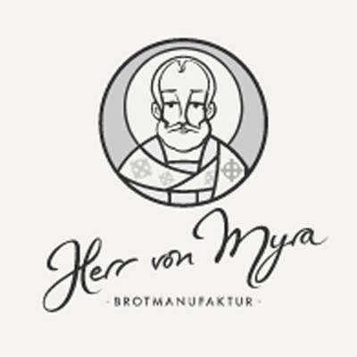 Logo von Herr von Myra Brotmanufaktur