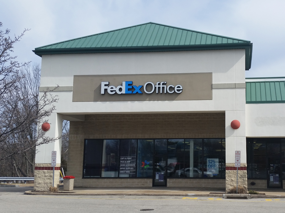 Fedex Office Print Ship Center In Willow Grove Pa