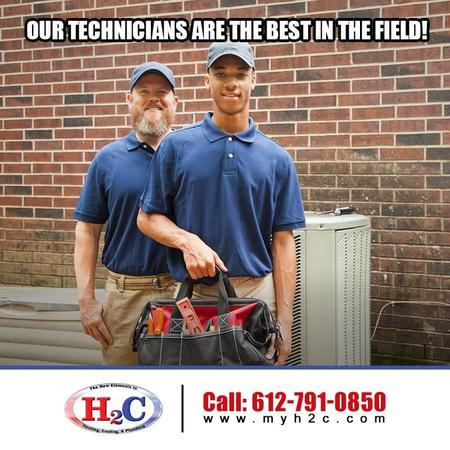 H2C Heating, Cooling and Plumbing image 17