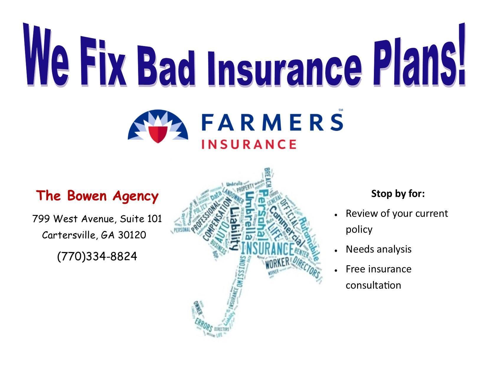Farmers Insurance - Sheppard Bowen image 9