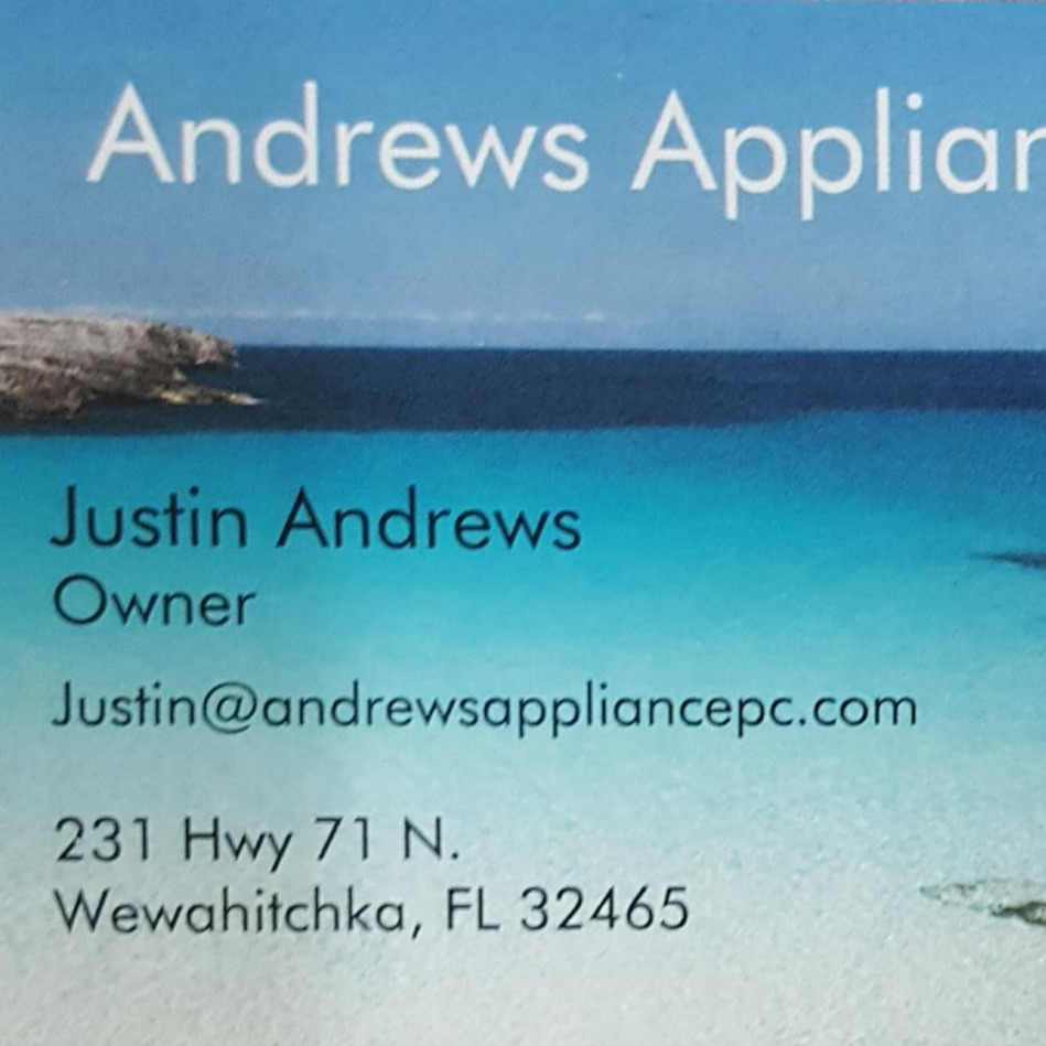 ANDREWS APPLIANCE Parts and Service, LLC image 6