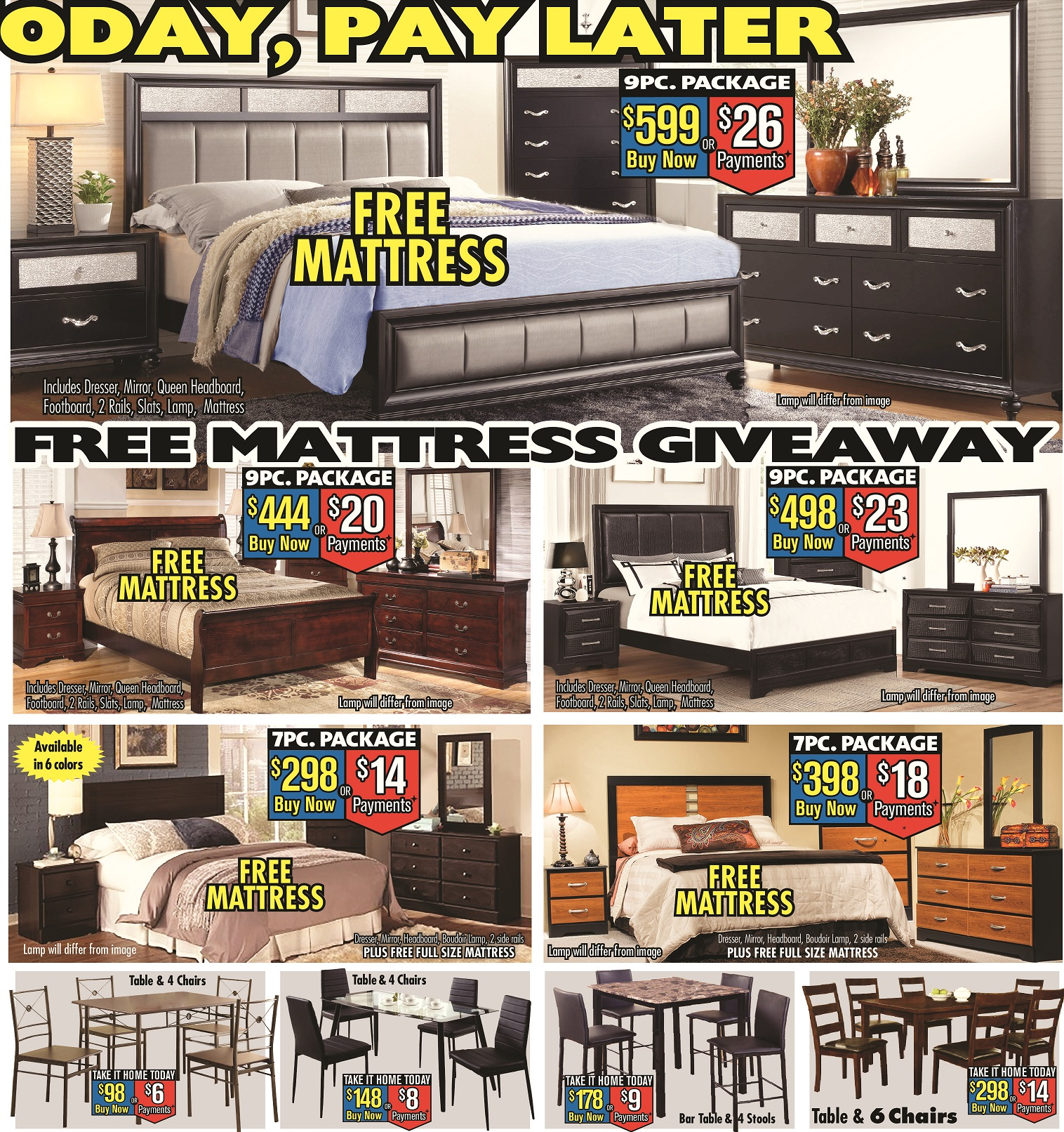 Price Busters Discount Furniture in Edgewood MD 410