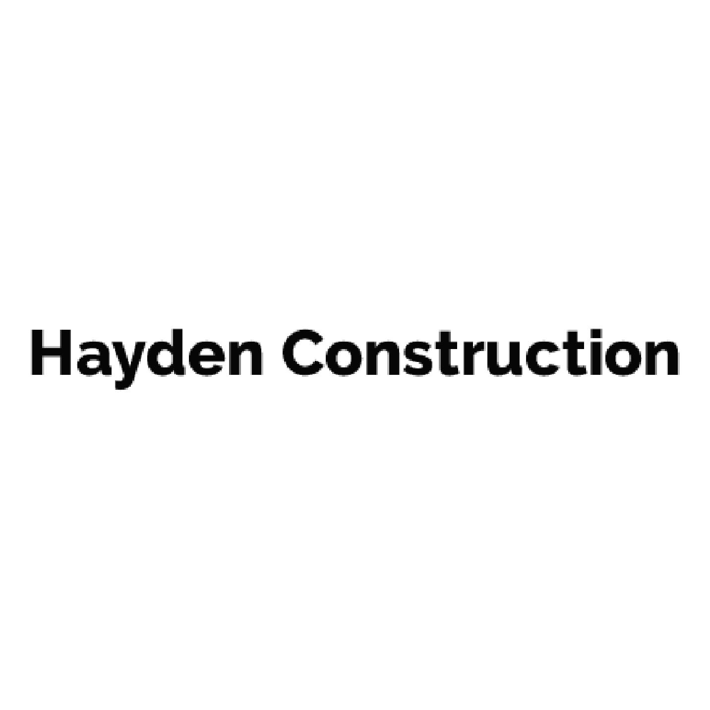 Hayden Construction Company