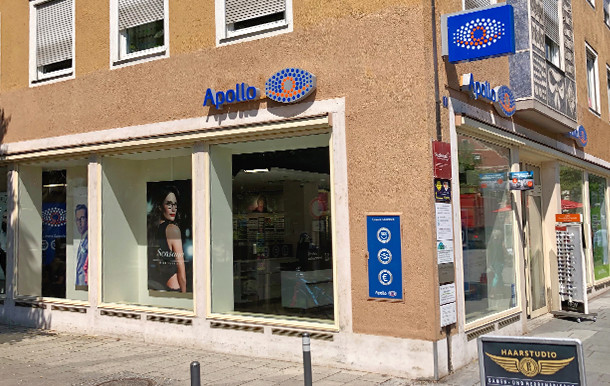 Apollo-Optik, Hauptstr. 1 in Fürstenfeldbruck