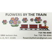 Flowers By The Train