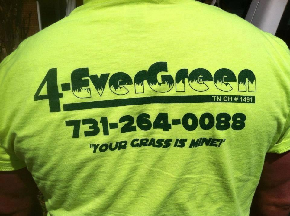 4-Evergreen Lawn Service image 6