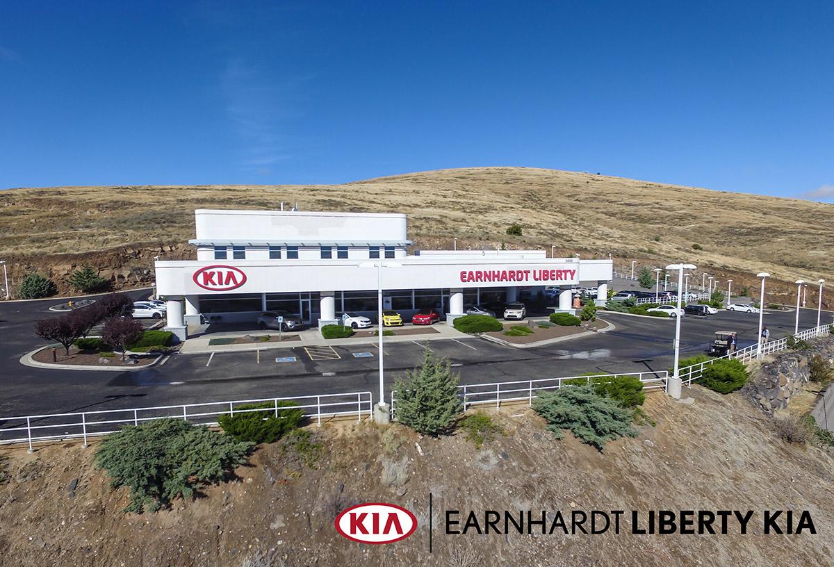 earnhardt liberty kia in prescott valley az 928 759 5. Black Bedroom Furniture Sets. Home Design Ideas