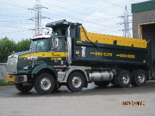Cinquino Gazons et Transport 2000 à Delson