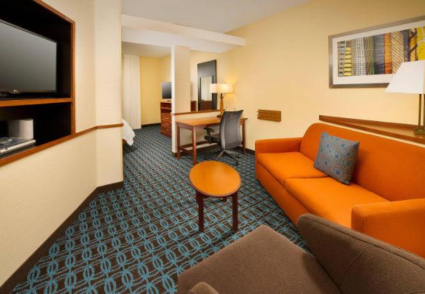 Fairfield Inn & Suites by Marriott Waco North in Waco, TX, photo #16