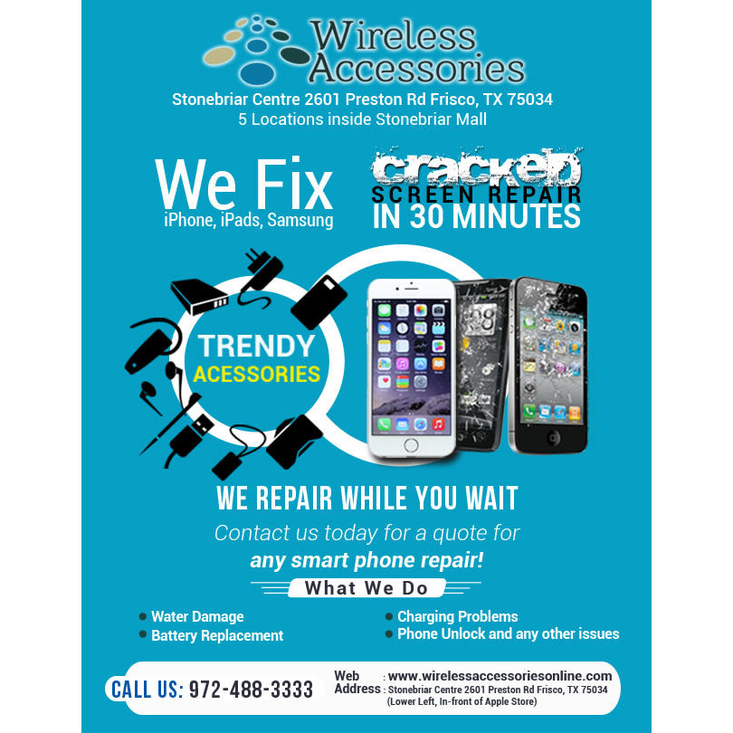 Wireless Accessories Repairs