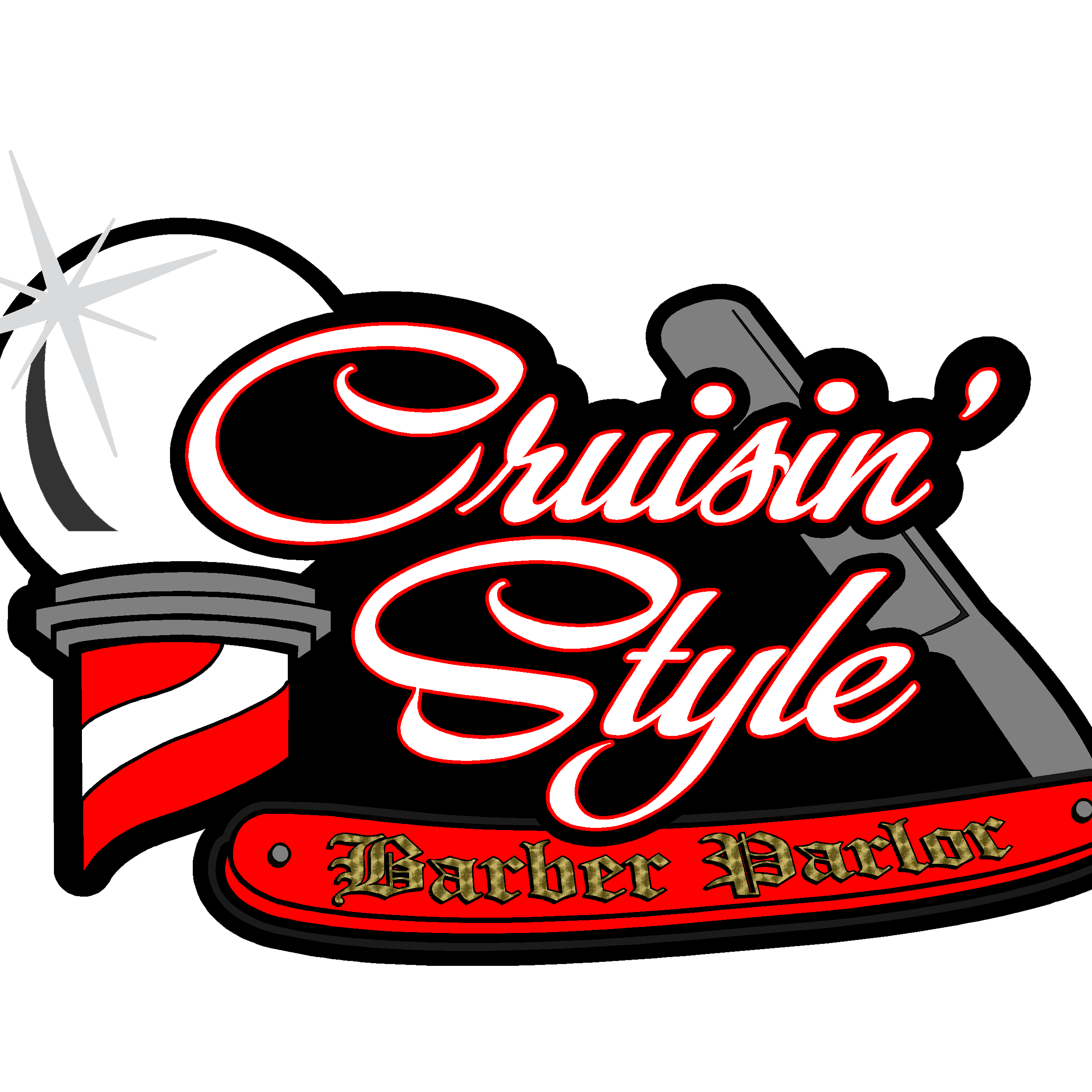 Cruisin' Style Barber Parlor