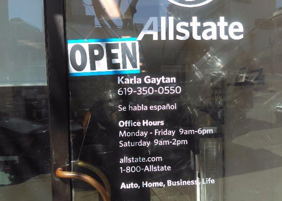 Karla Gaytan: Allstate Insurance image 4