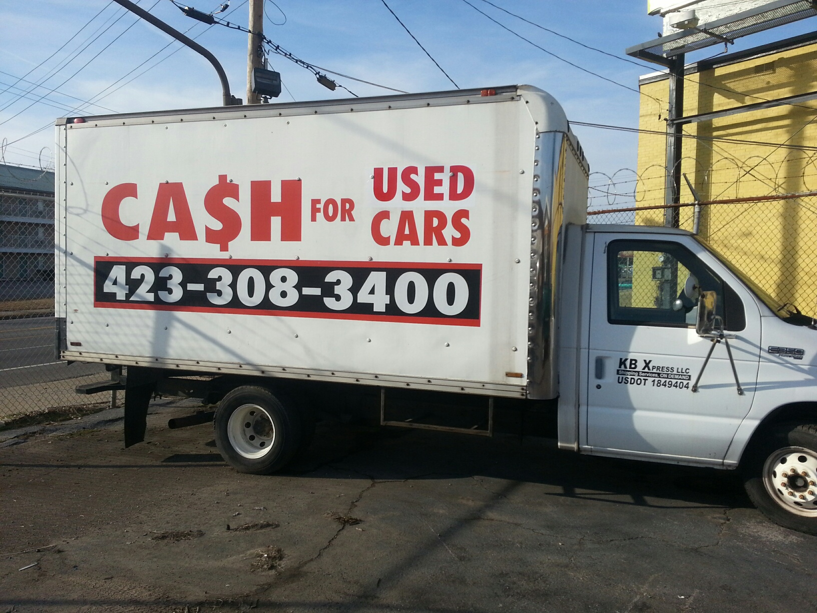 Cash for Junk Cars Chattanooga 2714 Rossville Blvd Chattanooga TN