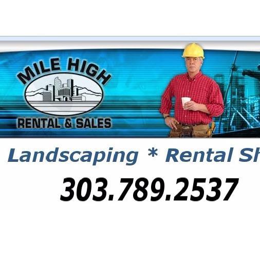 Mile High Rental & Sales