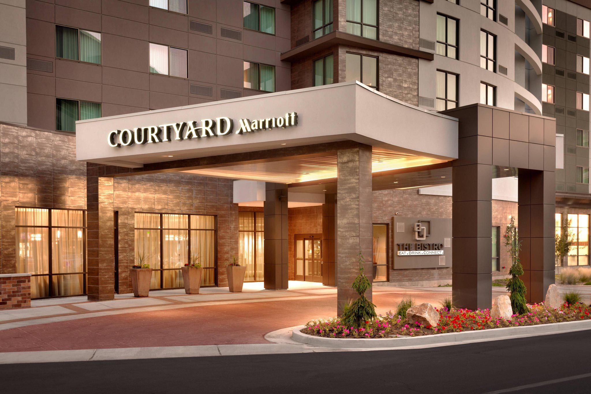 Courtyard by Marriott Salt Lake City Downtown