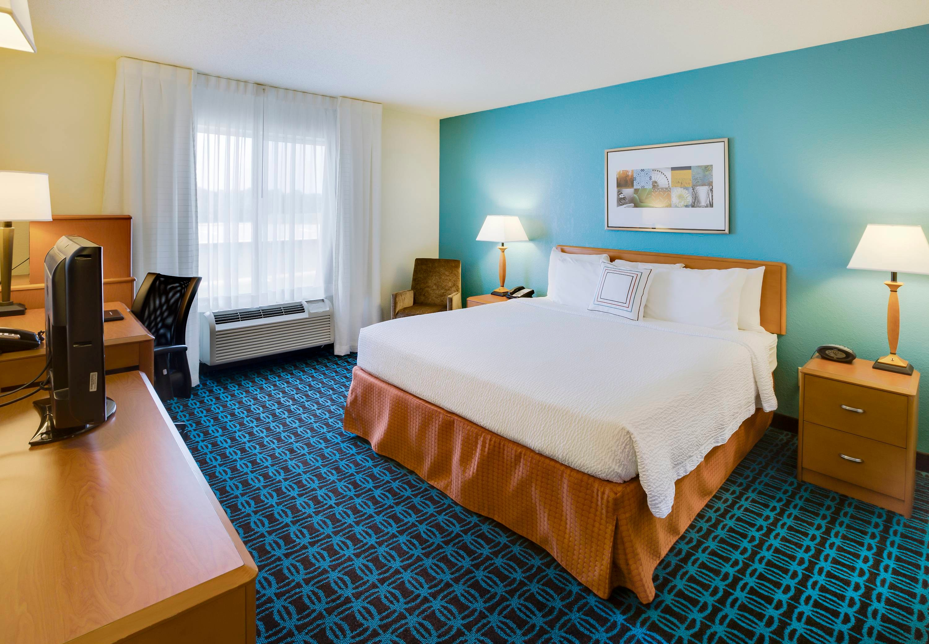 Fairfield Inn & Suites by Marriott South Hill I-85 image 3