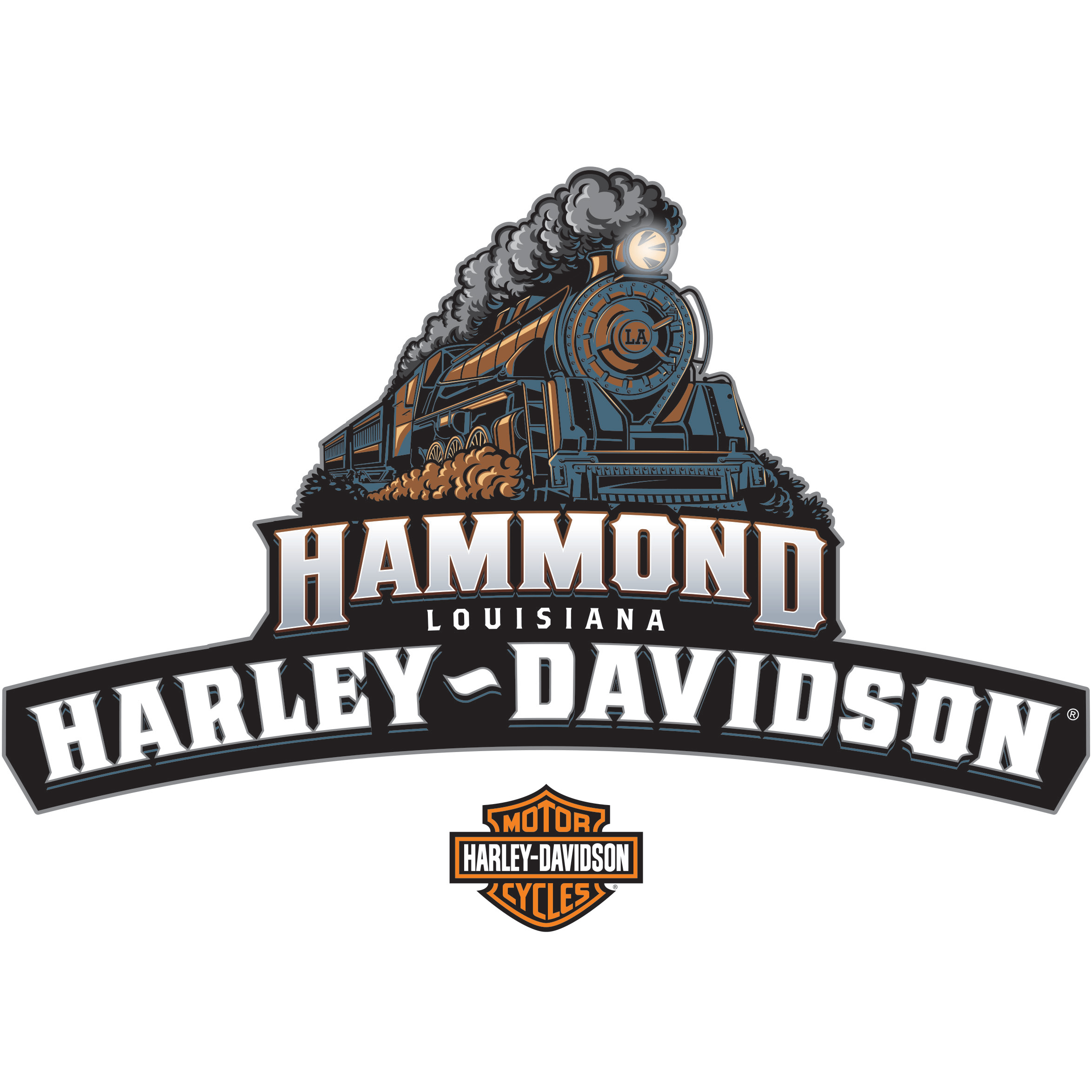 Hammond Harley-Davidson - ad image
