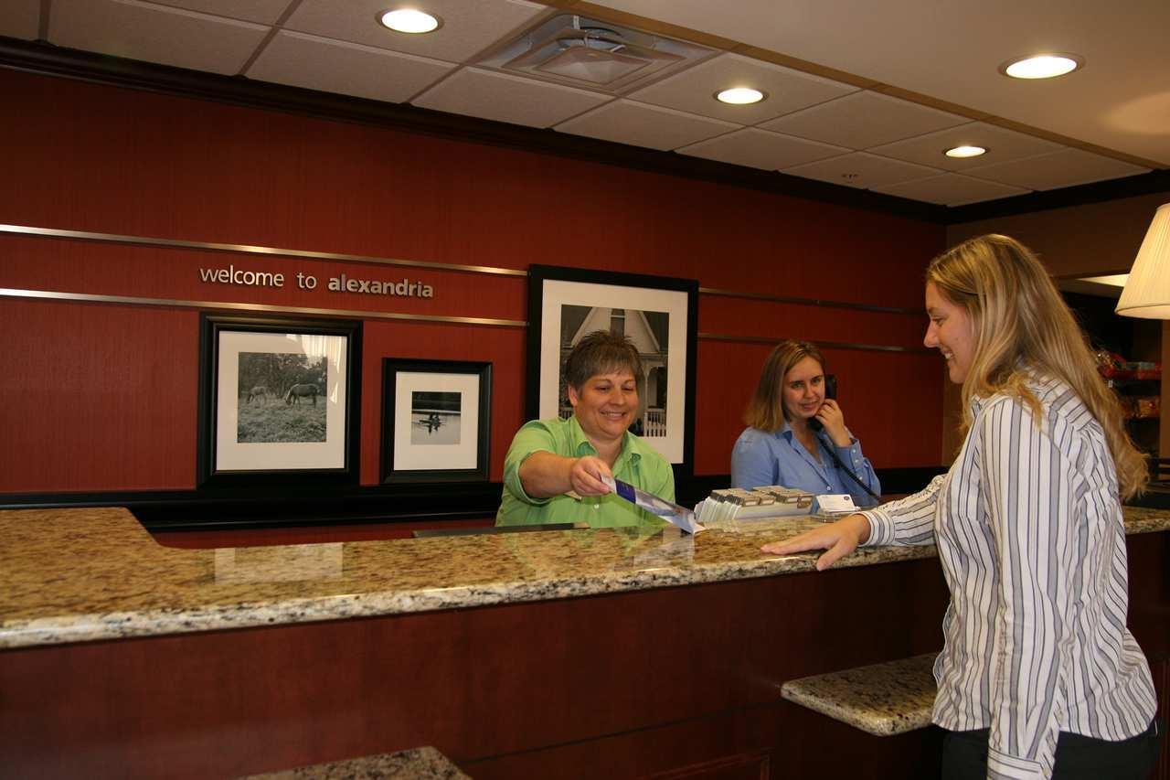 Hampton Inn & Suites Alexandria image 2