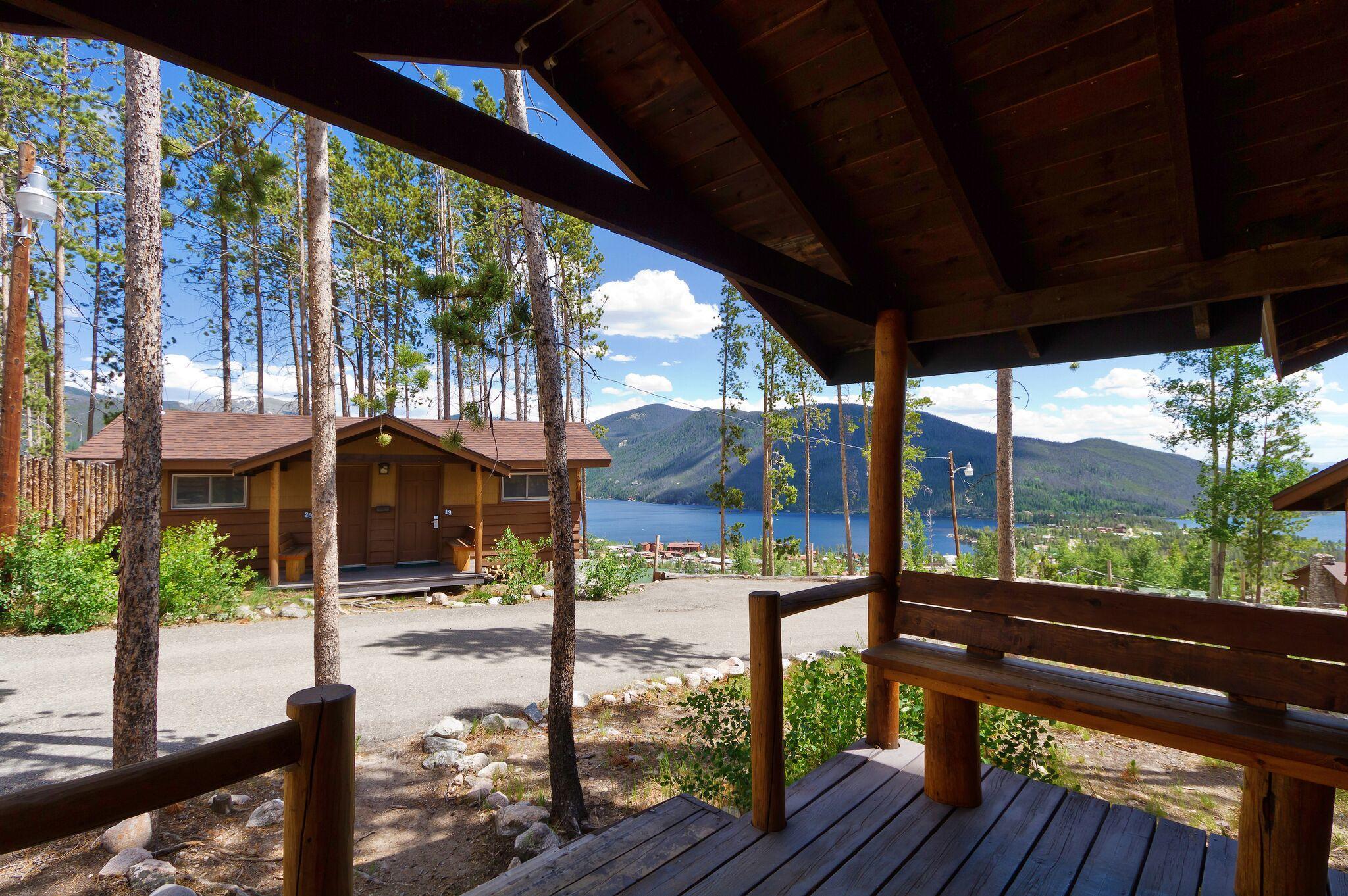 Grand Lake Lodge image 0