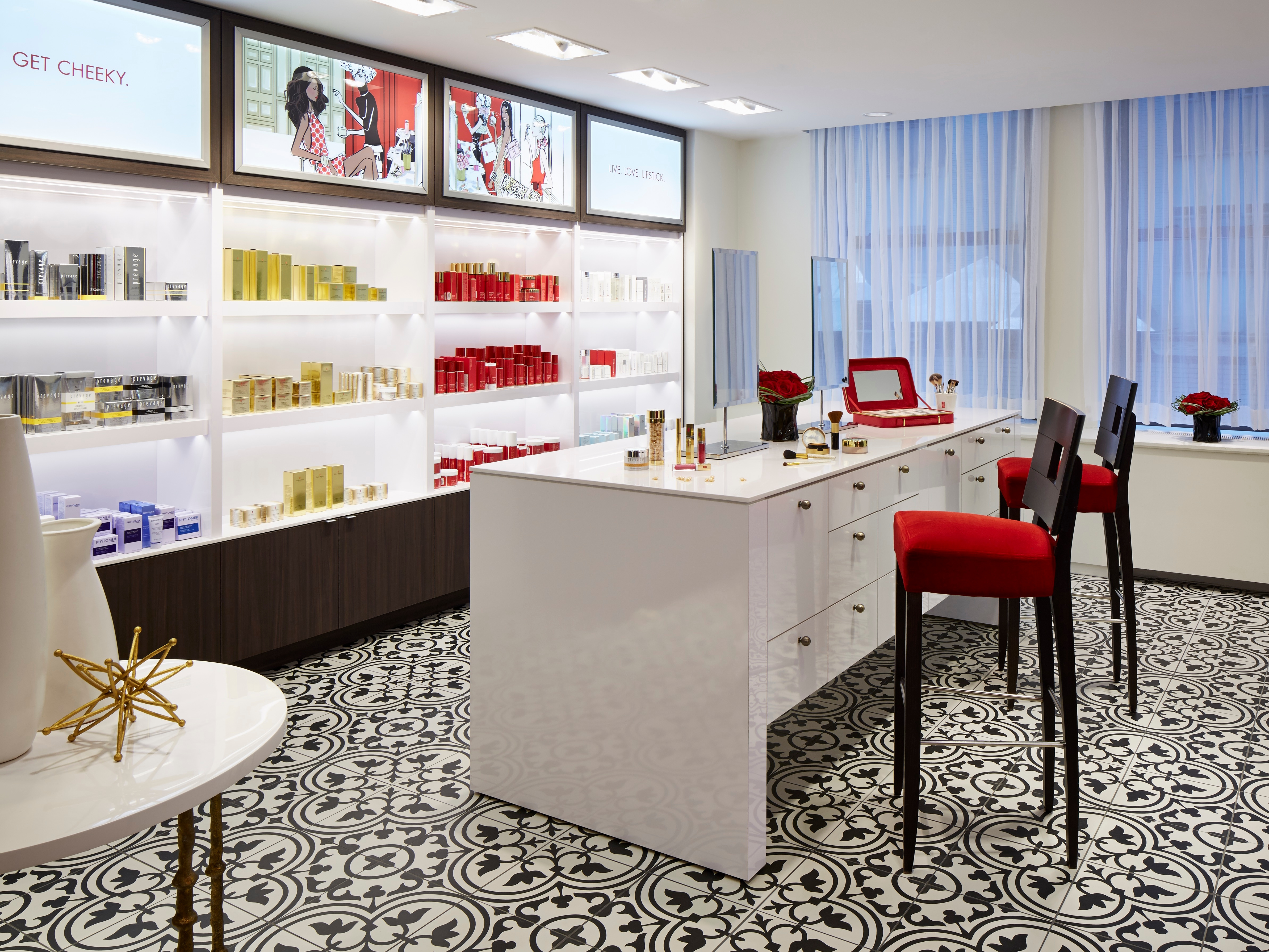 The Red Door Salon Spa In Chicago Il