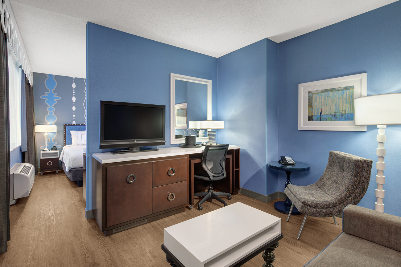 Fairfield Inn & Suites by Marriott Chicago Downtown/Magnificent Mile image 6