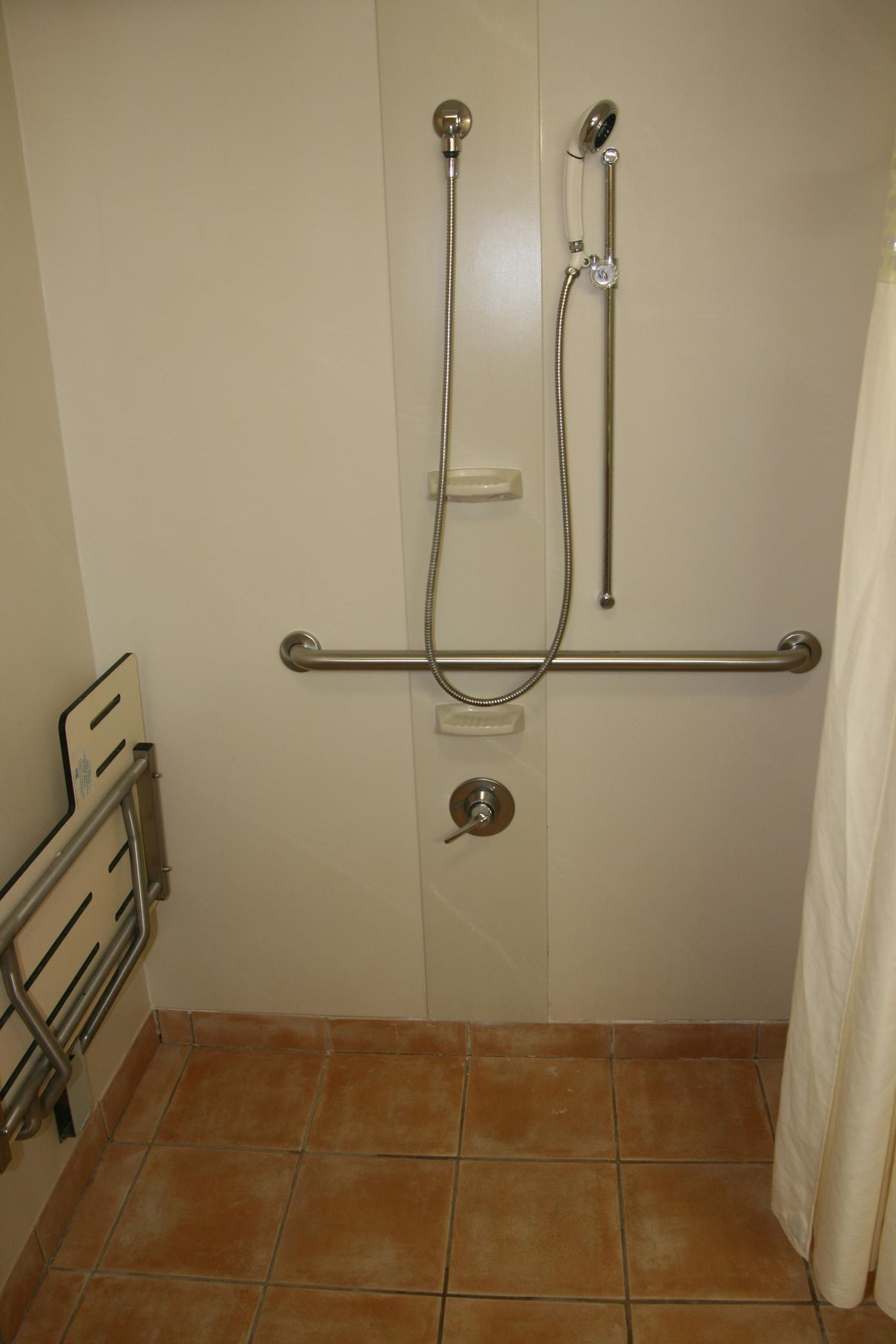 Full Accessible Shower