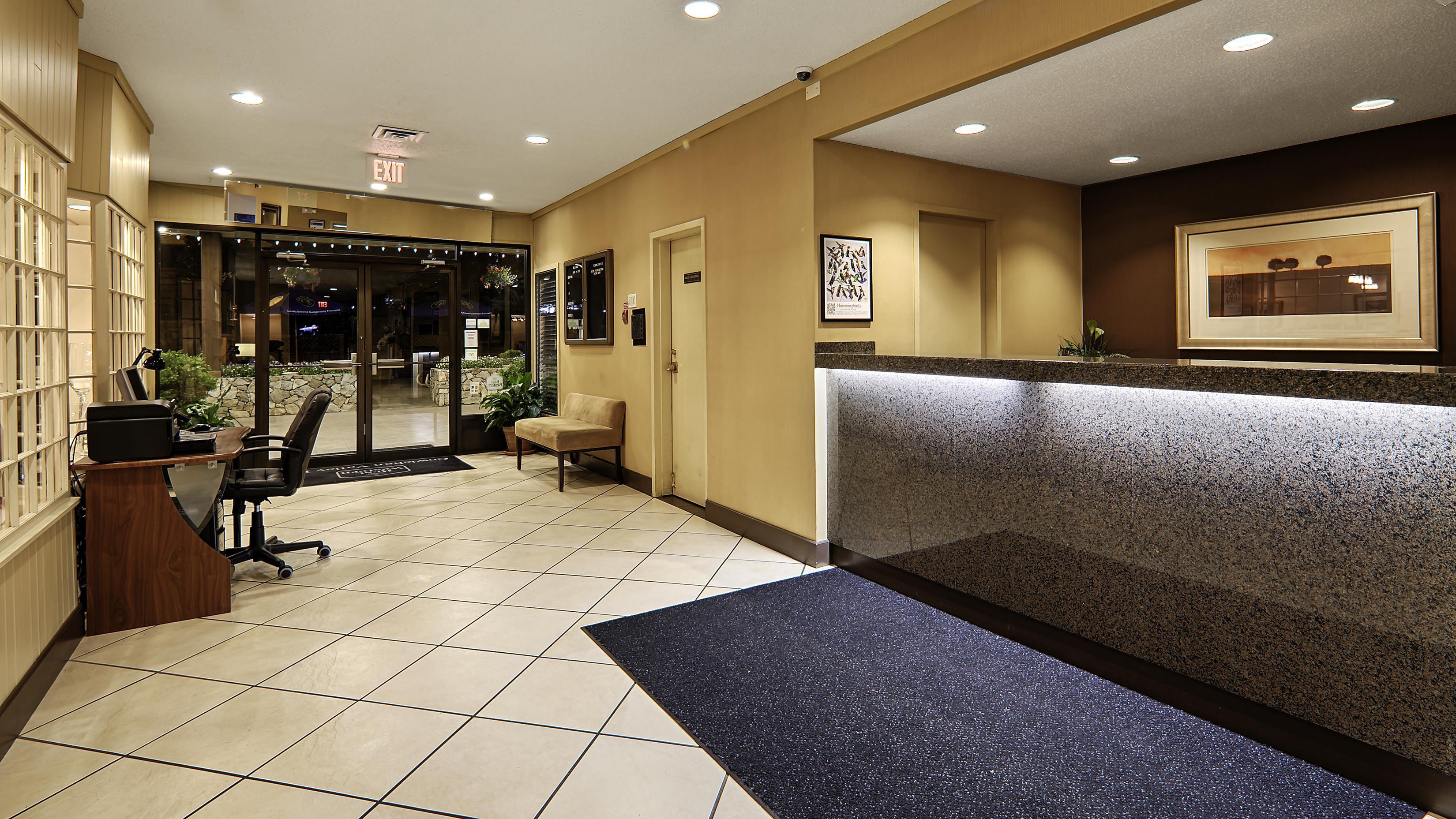 Best Western Cowichan Valley Inn in Duncan: Lobby