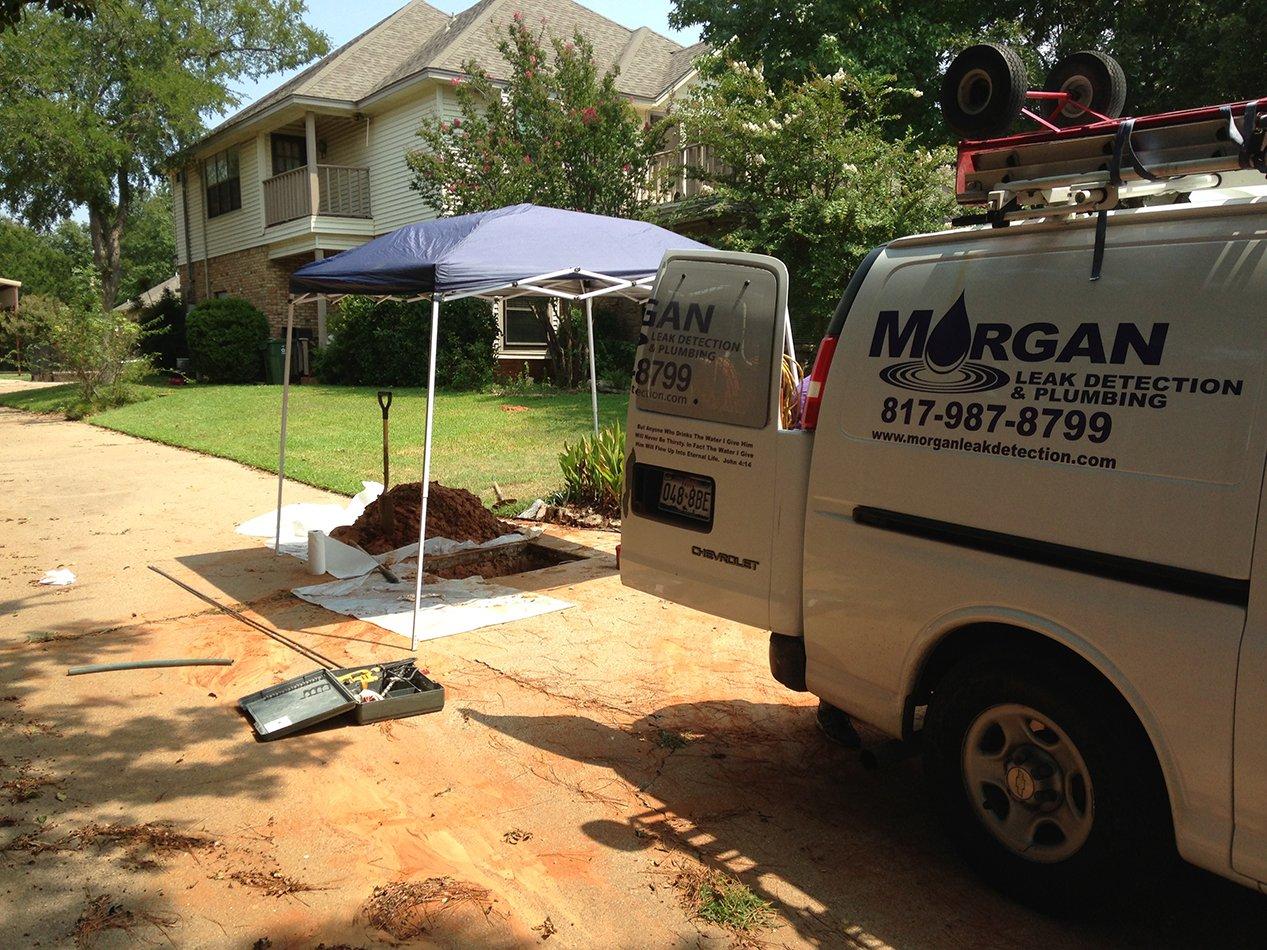 Morgan Leak Detection & Plumbing, Inc image 0