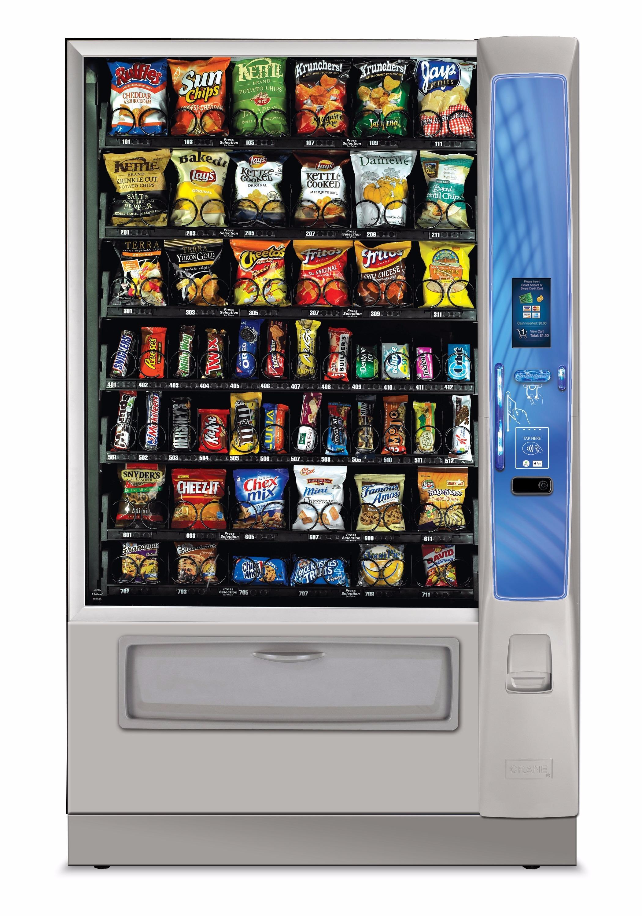 chicago vending machine companies